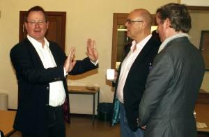 Jens-Holger Kirchner (links): Eigentümer ist seiner Verantwortung nicht nachgekommen (rechts:  Christian Gérôme)