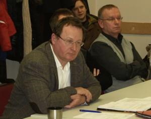 Christoph Speckmann(rechts): Grundrissänderungen als Gegenleistung für die Vertragsunterzeichnung