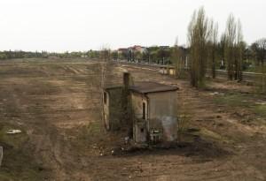 40 Hektar Brachland - Platz für Möbelmarkt, Wohnungen, Schule und Shopping-Mall?