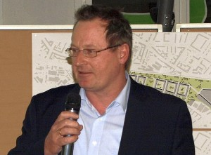Bezirksstadtrat Jens-Holger Kirchner: rechtliche bedenken
