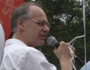 Bezirksbürgermeister Matthias Köhne (SPD): Schnell Baurecht schaffen