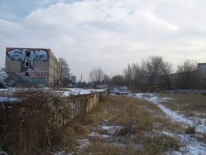 Brache am S-Bahnhof Greifswalder Straße: Nachverdichtund oder Grünzug?