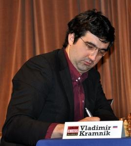 Ehrenmitglied: Schachgroßmeister Wladimir Kramnik Foto: Wikipedia
