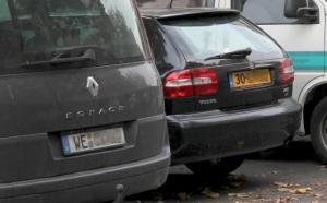 Der Anteil der nicht ortsansässigen Fahrzeuge wird erhoben