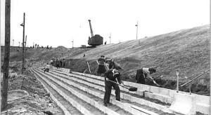 Auch die Tribünen des Großen Stadions müssen erneuert werden