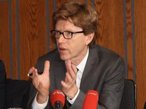 Staatssekretär Engelbert Lütke-Daldrup