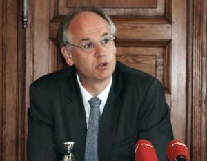 Bürgermeister Matthias Köhne: Befüwortet das Großprojekt