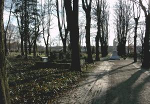 Segensfriedhof Gustav-Adolf-Straße - Foto: Jonathan Groß