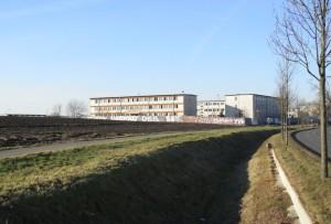 Kasernenruinen am Blankenburger Pflasterweg Foto: Martin Kasztantowicz