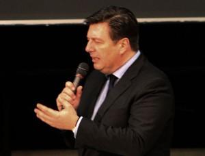 Senator Andreas Geisel (SPD):  Bauen auf landeseigenem Grund ist alternativlos