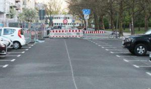 Gudvanger Straße als Ersatz-Schönhauser?