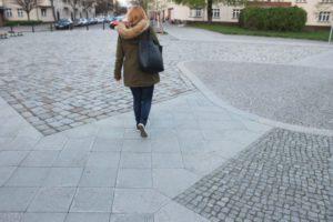 Steinwüste Minna-Flake-Platz