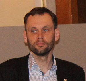 Bezirksstadtrat Torsten Kühne