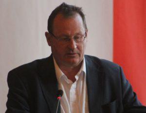 Bezirksstadtrat Jens-Hoilger Kirchner