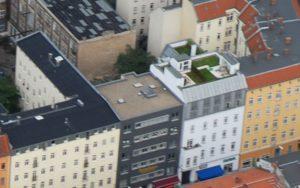 Potenzial Dachgeschossausbau:  Mehr Wohnungen, mehr Anwohner, fehlende Infrastruktur